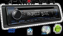 Kenwood KDC-120UB - CD/MP3/USB Android-Steuerung - Autoradio