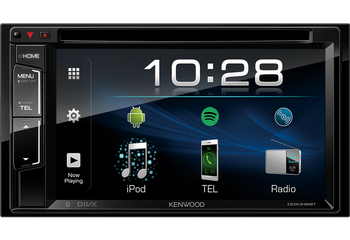 Kenwood DDX318BT - 2DIN Bluetooth   DVD   USB   CD   MP3 Autoradio