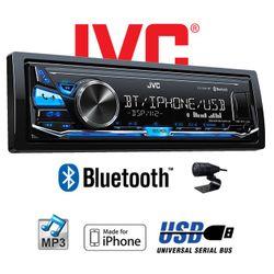 B-Ware JVC KD-X341BT - Bluetooth | MP3 | USB | Android | iPhone Autoradio