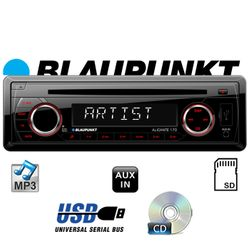 B-Ware K BLAUPUNKT Alicante 170 - CD MP3 SD USB Autoradio