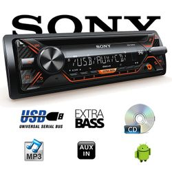 B-Ware K Sony CDX-G1201U - CD/MP3/USB Autoradio
