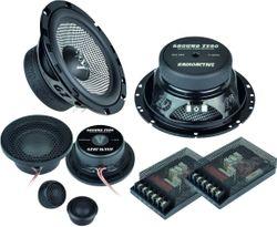 Ground Zero Audio   GZRC 16.3XII   16cm 3-Wege Lautsprecher System