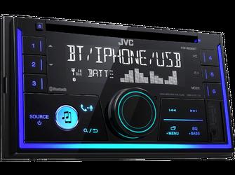 JVC KW-R930BT - CD Bluetooth MP3 USB Autoradio