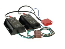 Vollaktivsystemadapter Audi A3, A4, A6, A8, TT, ISO