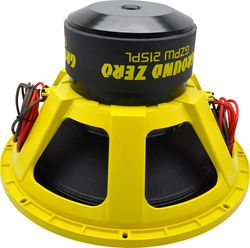 Ground Zero GZPW 21SPL - 54cm SPL Subwoofer