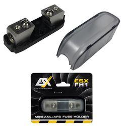 ESX | Sicherungshalter MINI-ANL | FH1 | bis 20mm² Eingang