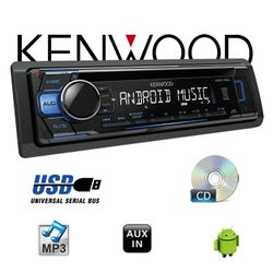 B-Ware Kenwood KDC-110UB - CD/MP3/USB Android-Steuerung - Autoradio
