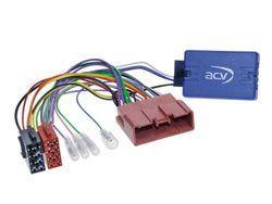 Lenkradfernbedienung Lenkradinterface inkl. CanBus Mazda 3 / 5 / 6 > Kenwood,JVC,Sony,Pioneer,Blaupunkt,Clarion,Alpine