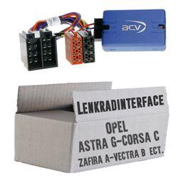 Lenkradfernbedienung Lenkradinterface Opel verschiedene Modelle > Kenwood,JVC,Sony,Pioneer,Blaupunkt,Clarion,Alpine