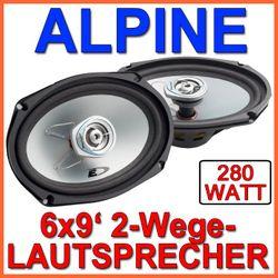 B-Ware Alpine SXE-6925s - 6x9 2-Wege Koaxsystem