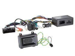 Lenkradfernbedienung Lenkradinterfacev Ford Focus -> Kenwood,JVC,Sony,Pioneer,Blaupunkt,Clarion,Alpine