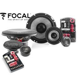Focal A165AS3 | 16cm / 8cm 3-Wege Lautsprecher System