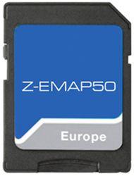 Zenec Z-EMAP50 | optionale Navi Karte für Zenec z.B. Z-E6150, Z- E2050