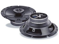 Fiat Grande Punto 199 Front - Lautsprecher Boxen Axton AE652F   16cm 2-Wege 160mm Koax Auto Einbauzubehör - Einbauset