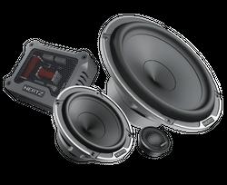 Hertz MPK 163.3 PRO - 16cm 3-Wege Lautsprecher Komposystem