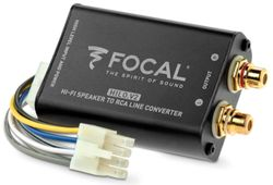 Focal F-HILOV2 - High Low Adapter | Start/Stop Automatik und Remote-Erzeugung