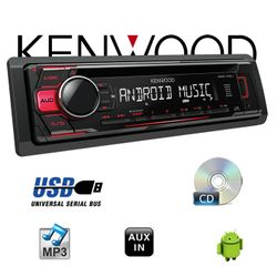 B-Ware-K Kenwood KDC-110UR - CD/MP3/USB Android-Steuerung - Autoradio