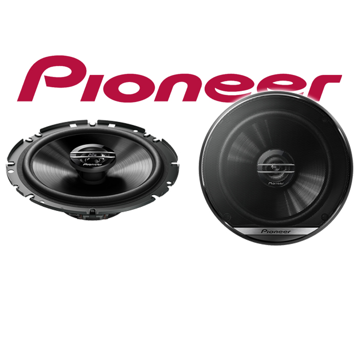 Pioneer Front altavoces-set componentes para Smart Fortwo 451-2007-2013