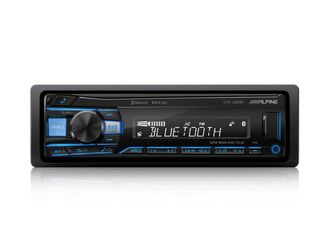 Alpine UTE-200BT | Bluetooth | USB/MP3 | 1-DIN Autoradio