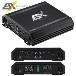 ESX SXE110.2  - 2-Kanal Verstärker Endstufe brückbar SXE 110.2