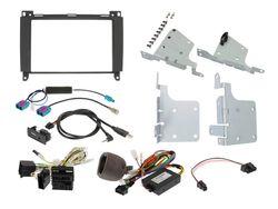 Alpine KIT-802-447   8-Zoll Einbauset für Ihren Mercedes Vito (447)