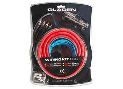 Gladen ECO Kabel-Kit WK 20   20mm² Anschlusskabelset