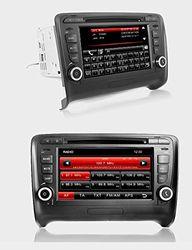 Dynavin N6-TT | FÜR AUDI TT 8J | inkl. CanBus - Navigation Autoradio