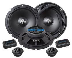 Autotek ATX-6.2C | 2-Wege 16cm Lautsprecher System | sehr flach