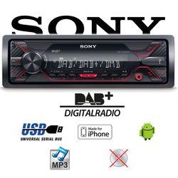 B-Ware K Sony DSX-A310DAB - DAB+ | MP3/USB Autoradio