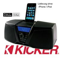 Kicker iKick150 - Ipod/iPhone Aktiv-Box