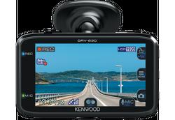 Kenwood DRV-830 - Wide Quad-HD Dashcam mit GPS und Fahrassistenzsystem