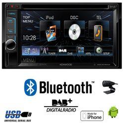 B-Ware Kenwood DDX4015DAB - 2DIN Multimedia USB CD Autoradio