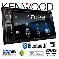 B-Ware K Kenwood DDX318BT - 2DIN Bluetooth   DVD   USB   CD   MP3 Autoradio