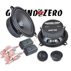 B-Ware Ground Zero GZIC 13X Kompo - 13cm Lautsprecher System