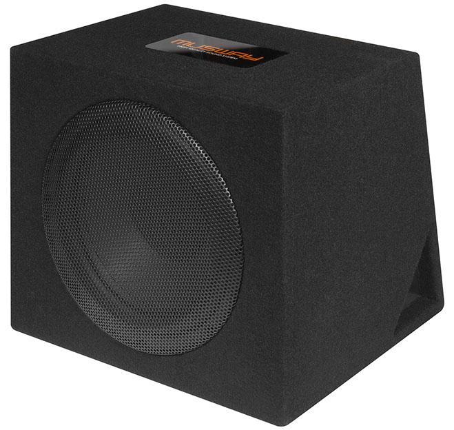 musway mr110q single bassreflex system mit 25 cm 10 subwoofer 20 cm 8 subwoofer. Black Bedroom Furniture Sets. Home Design Ideas