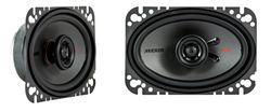 Kicker KSC46 | KSC4604 - 4x6 Zoll (10x16cm) Oval Koax Lautsprecher