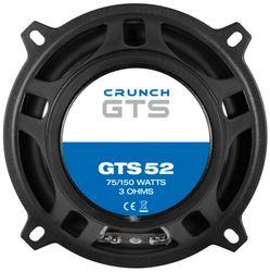 Crunch GTS52 - 13cm 2-Wege Koax Lautsprecher GTS 52
