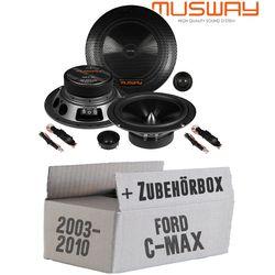 2-Wege JUST SOUND best choice for caraudio 16cm Koax Lautsprecher Einbauset für Seat Ibiza 6L Front Heck JBL Stage 602E