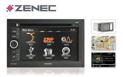 Zenec N720MH   2DIN PKW und LKW + Wohnmobil Naviceiver mit Bluetooth / USB   Autoradio