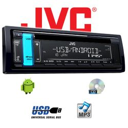 B-Ware JVC KD-R491 | CD | MP3 | USB | Android | Autoradio