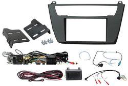 2-DIN Kit BMW 1er/2er (LFB-Adapter) ohne Verstärker