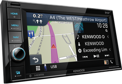 Kenwood DNR4190DABS - 2-DIN NAVI   DAB+   Bluetooth   Spotify   Apple CarPlay   Autoradio