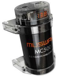 Musway MC500 - 0.5 Farad Puffer-Kondensator mit integriertem Verteilerblock