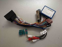 CAN-Bus Kit VW Gruppe 2008 > ISO / Antenne > DIN mit Doppel-Fakra und INKL. Aktivsystemadapter