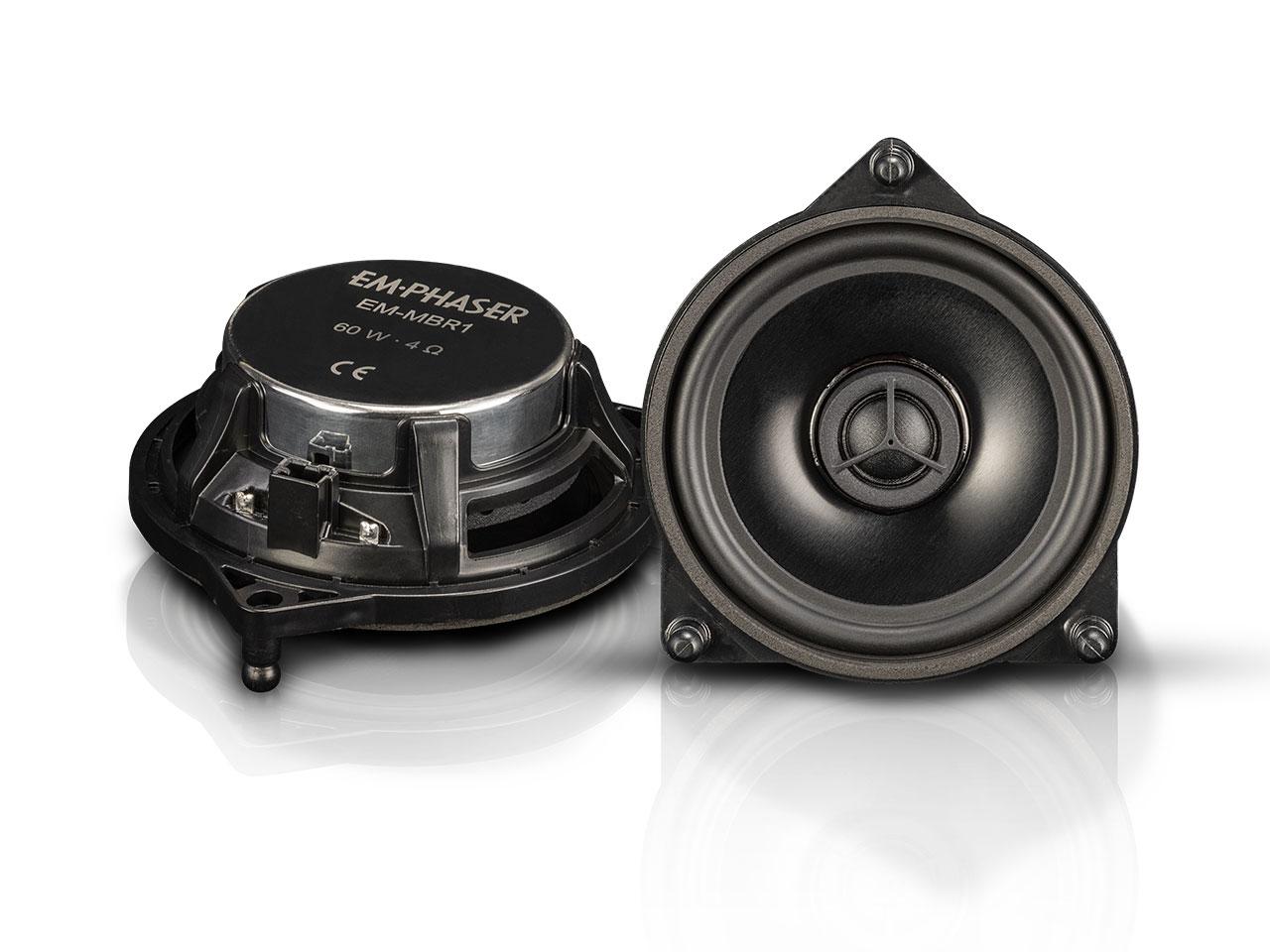 Emphaser EM-MBR1 Lautsprecher Mercedes-Benz 10 cm Tür hinten W205 W213 W222 GLC