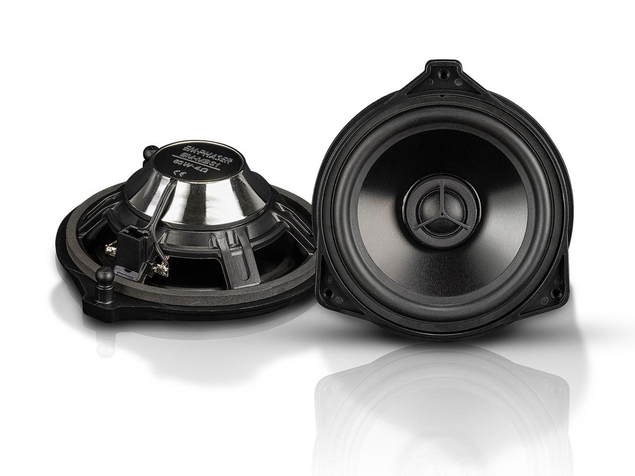 Emphaser EM-MBS1 | Koaxial LAUTSPRECHER Mercedes-Benz 10 cm HECK W205 W213 W222