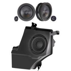 ETON 13cm Koax Front//Heck Auto Lautsprecher Set für MERCEDES M-Klasse ML W164