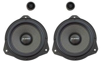 Lautsprecher 2/Wege Lautsprecher 10/cm Skoda Fabia 100/Watts
