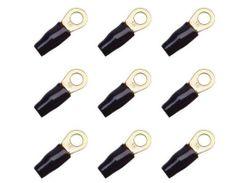 Alfatec 10mm Ringkabelschuhe Ringösen 20er Pack