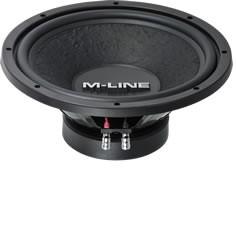 Gladen Audio M-Line 15 - 38cm Subwoofer